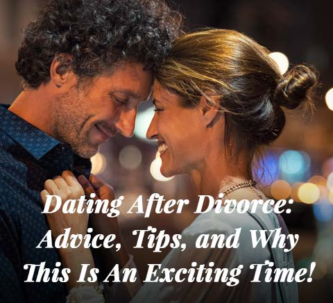 unable to date after divorce