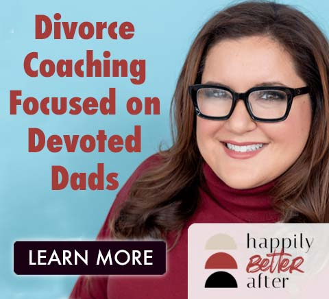 Divorce Coaching Focused on Devoted Dads