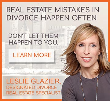 Real Estate Mistakes in Divorce Happen Often