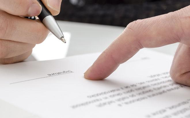 Talk to a Divorce attorney