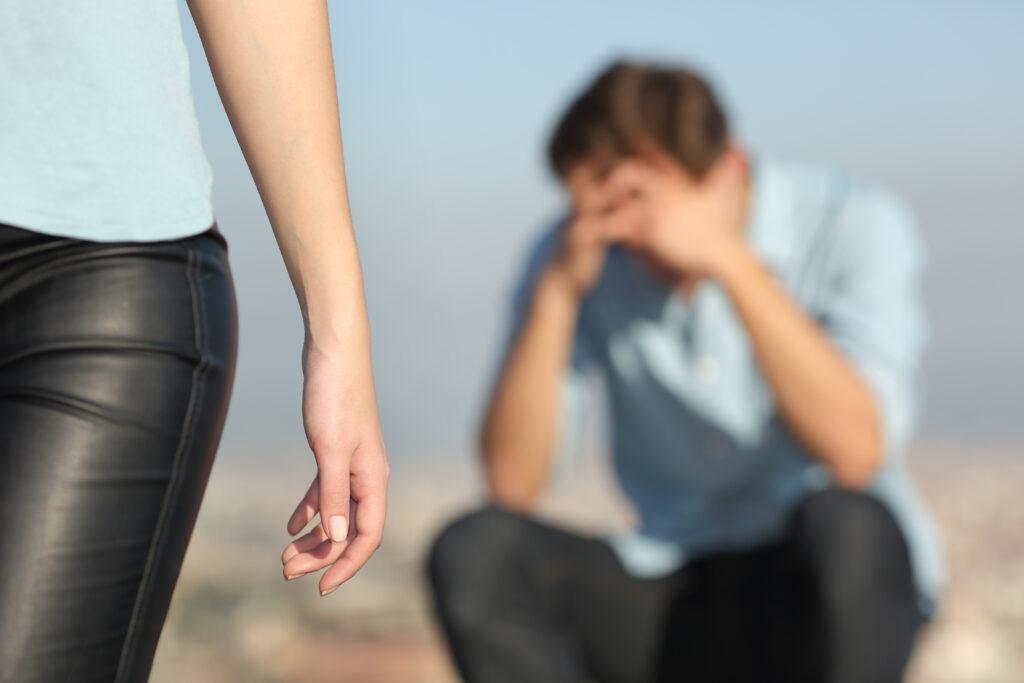 emotional support during a divorce